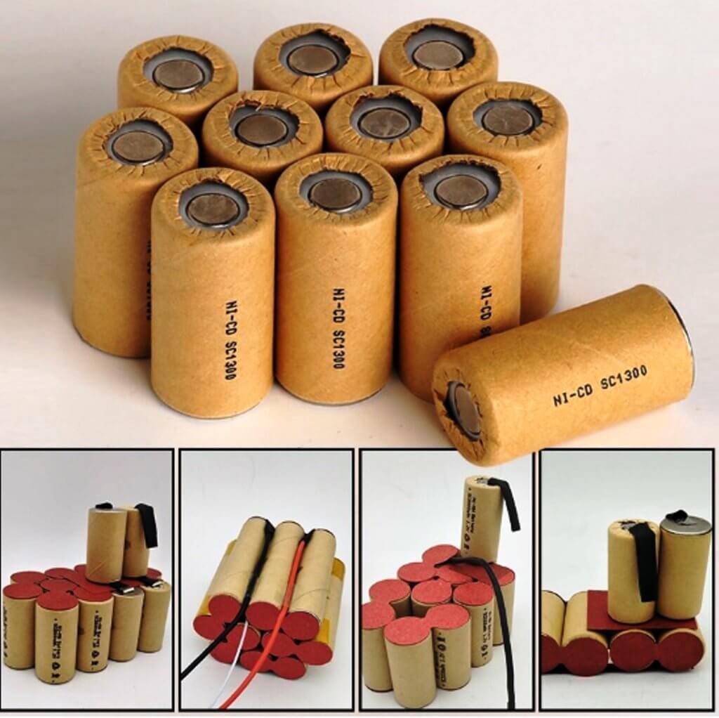 дешевые никель-кадмиевые аккумуляторы энергии