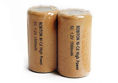 никель-кадмиевая батарея для аккумулятора шуруповерта