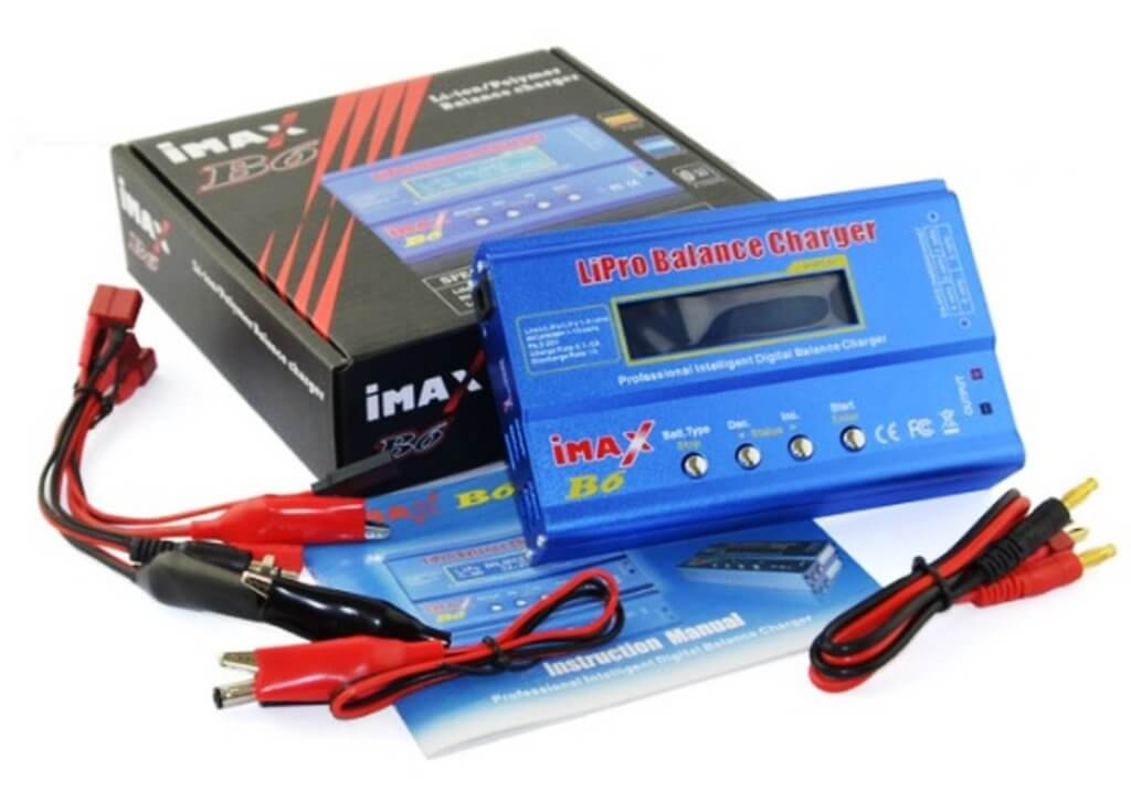 зарядная станция для аккумуляторов разных типов