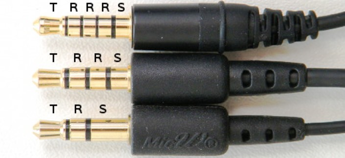 как припаять штекер к наушникам 3 4 и 5 проводов