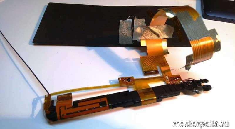 отдельный антенный модуль планшета Lenovo TAB 2 A8-50CL