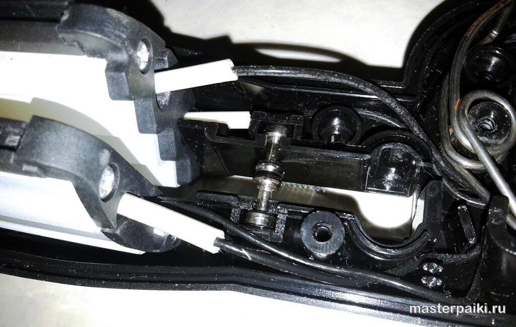 укладка проводов щипцов для волос