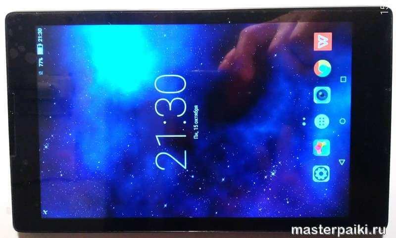 результат ремонта планшета Lenovo TAB 2 A8-50CL