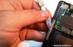 замена дисплея планшета Lenovo TAB 2 A8-50CL