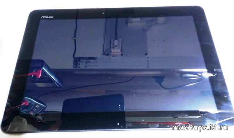 внешний вид планшета ASUS Transformer Pad TF103C