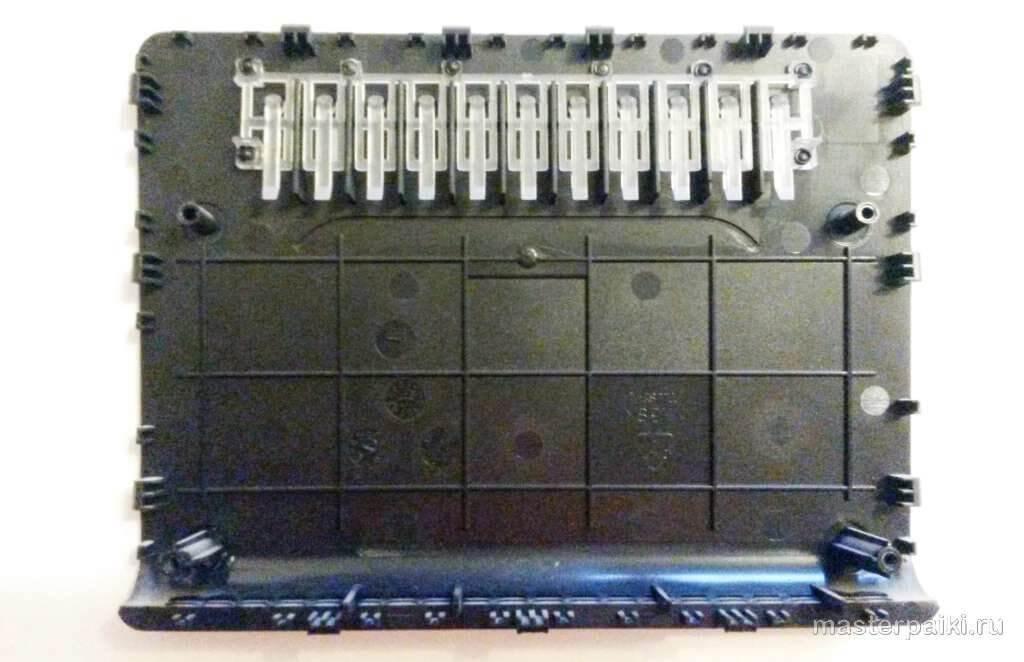 передняя панель роутера D-link DIR-620