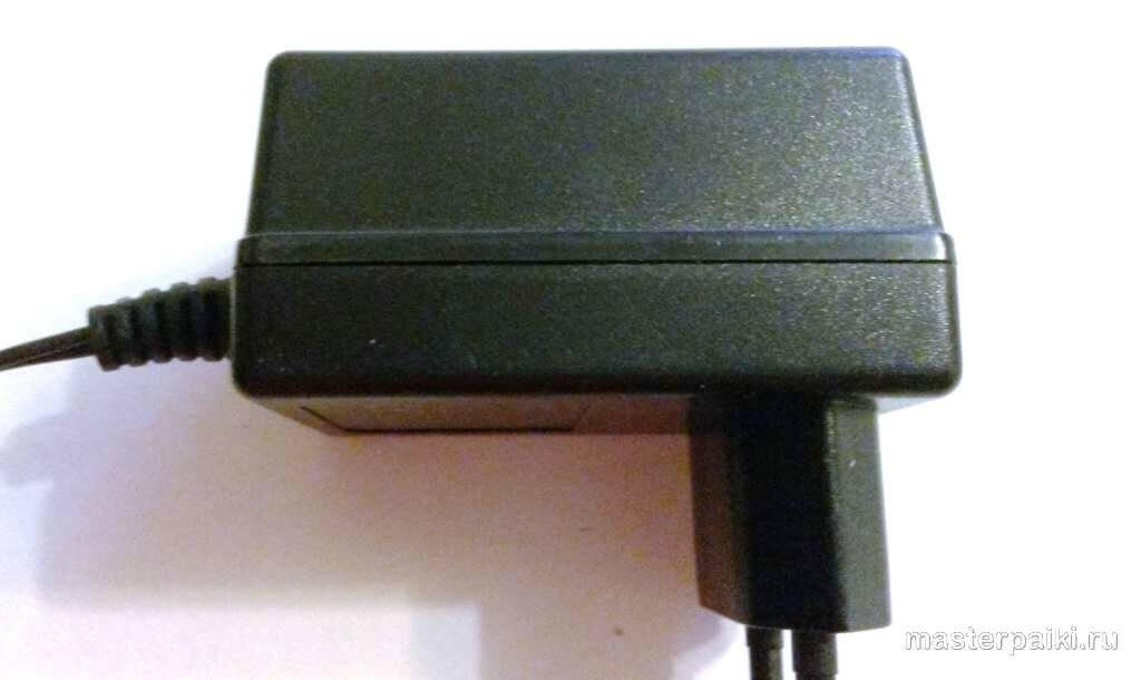 блок питания роутера D-link DIR-620