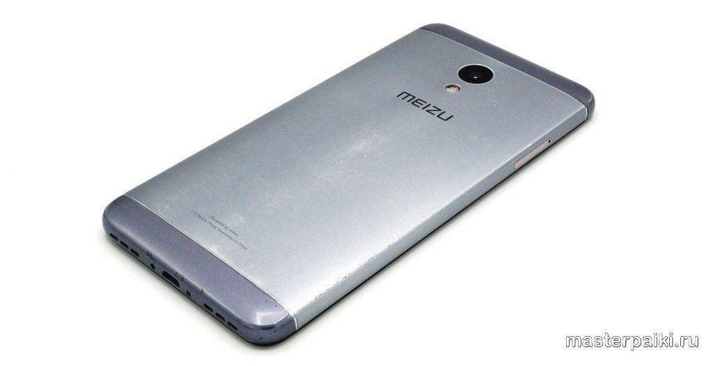 Как заменить аккумулятор смартфона Meizu M5s