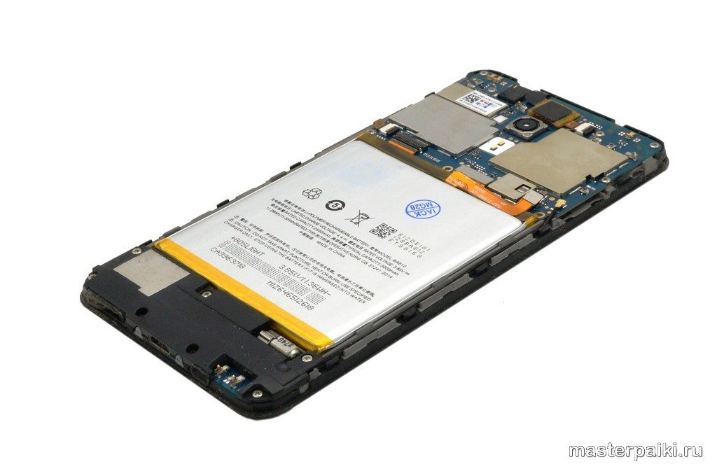 новая батарея Meizu M5s
