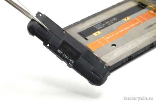 нижний модуль ZTE Blade A610